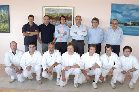 Il Conte team